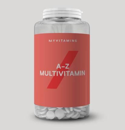 A-Z Multivitamine 90 tab Myprotein
