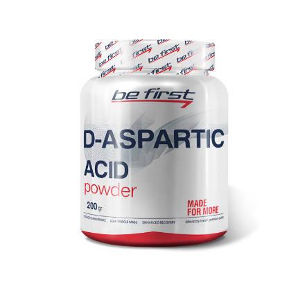 D-Aspartic Acid (200 гр) (Без вкуса) Be First