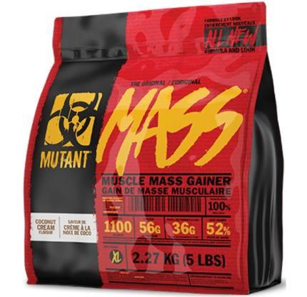 Mutant Mass 5lb (2,27 kg) MUTANT