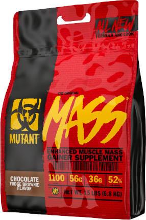 Mutant Mass 15lb (6,8 kg) MUTANT