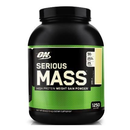 Serious Mass 6lb (2,72kg) Optimum Nutrition