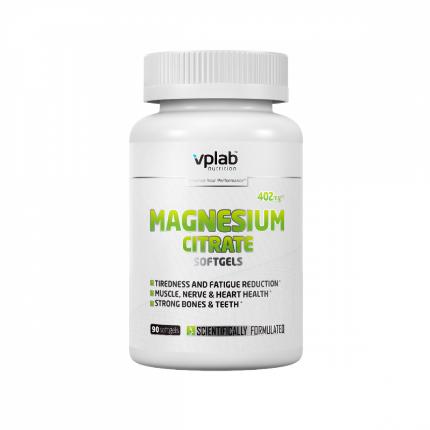 Magnesium Citrate 90 caps VpLab