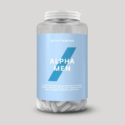 Alpha Men 120 tab MyProtein