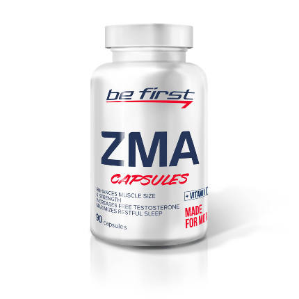 ZMA+Vitamin D3 90 caps Be First