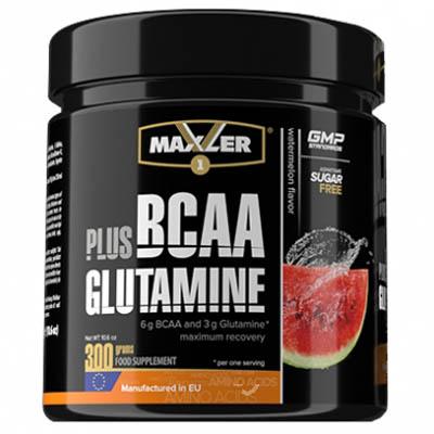 BCAA+Glutamine 300g Maxler