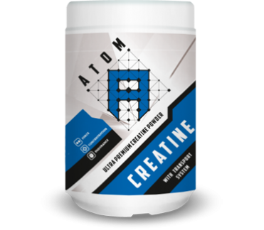 Creatine with transport system 500 g Atom Nutrition
