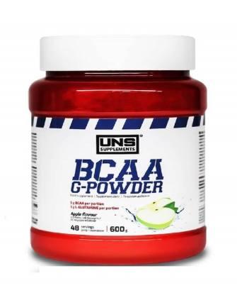 BCAA G-POWDER 600 гр UNS