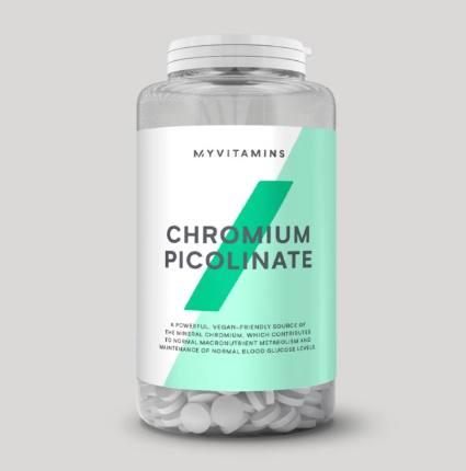 Chromium Picolinate 180 tab Myprotein