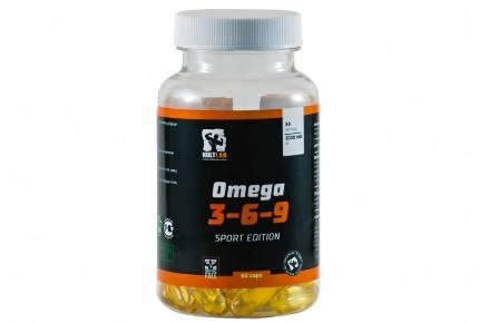 Omega 3-6-9 60 капс KultLab