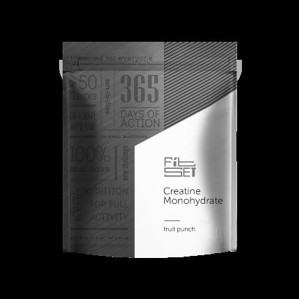 Creatine Monohydrate (цитрус) 330 гр FitSet
