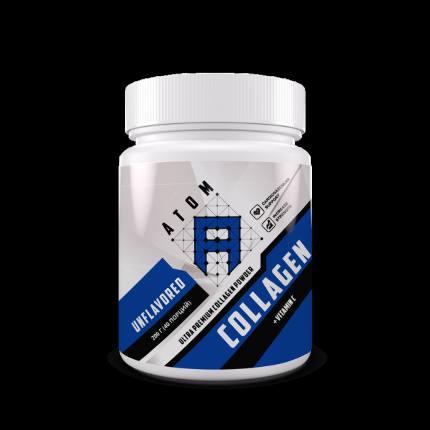 Collagen + Vitamine C банка 200 g Atom Nutrition