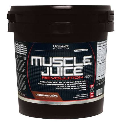 Muscle Juice Revolution 5000 g Ultimate Nutrition