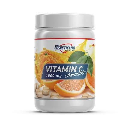 Vitamin C / 60 serv GENETICLAB