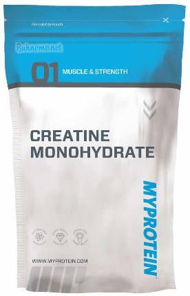 Creatine Monohydrate 500 g Myprotein