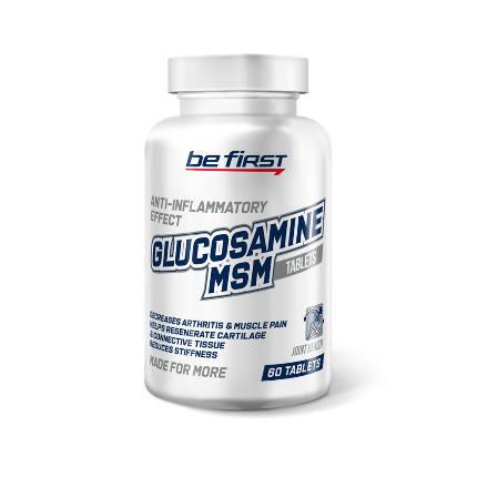 Glucosamine+MSM (60 таб) Be First