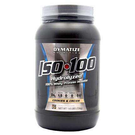 ISO-100 1.6lb Dymatize