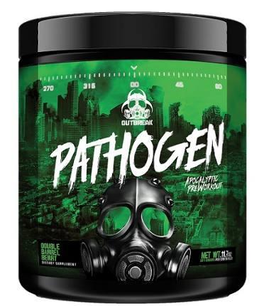 Pathogen 330 gr Outbreak Nutrition