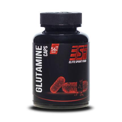 Glutamine caps Elite Sport Food