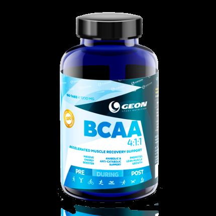 BCAA 4:1:1 150 табл по 1200 мг GEON