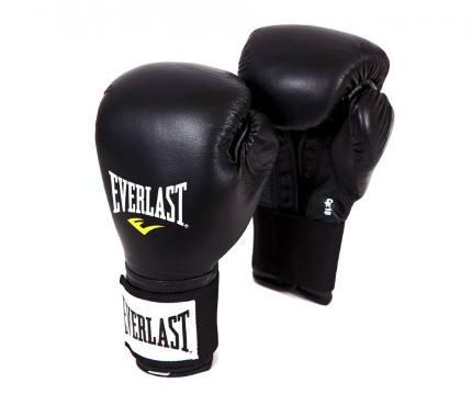 Перчатки тренировочные на липучке Pro Training Gloves Everlast
