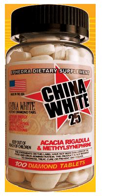 China White (100 tab) Cloma Pharma
