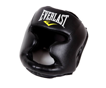 Шлем Martial Arts PU Full Face Advanced HeadGear 7420LХL Everlast