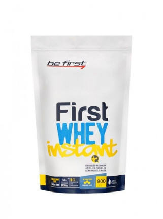 First Whey instant (900 гр) Be First