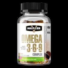 Omega-3-6-9 90 softgels MAXLER