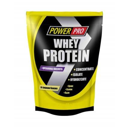 Whey 1 kg Power Pro
