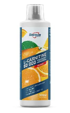 L-carnitine 500 ml GENETICLAB