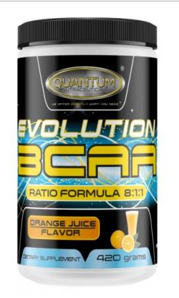 BCAA 8:1:1 420 gr Quantum