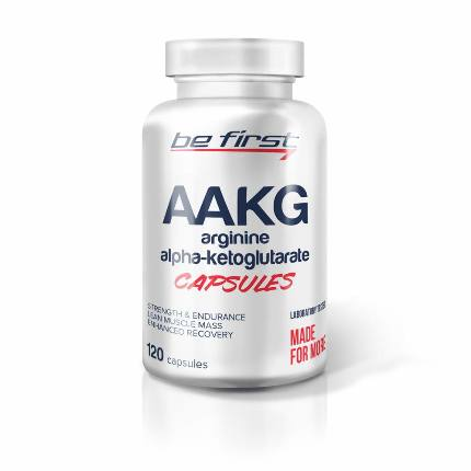 AAKG 120 capsules Be First