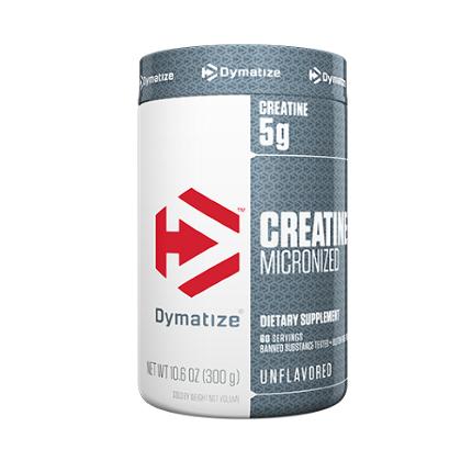 CREATINE micronized 300g Dymatize