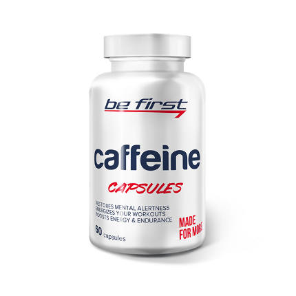 Caffeine 60 caps Be First