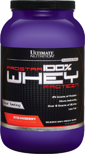 Prostar Whey 920 g Ultimate Nutrition