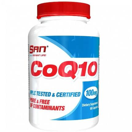Co Q10 100 mg (60 cap) SAN