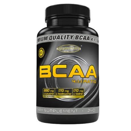 BCAA 240 caps Quantum