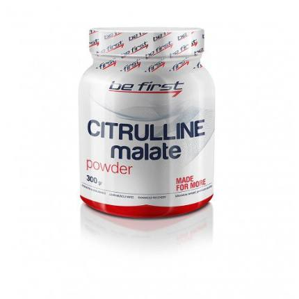Citruline malate powder 300 g Be First
