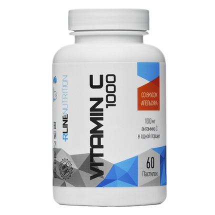 Vitamin C 60 таб RLINE