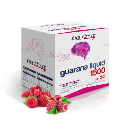 Guarana Liquid 1500 20 ампул Be First