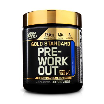 Pre-Workout 30 serv Optimum Nutrition
