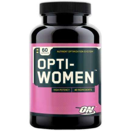 Opti women 60 caps Optimum Nutrition