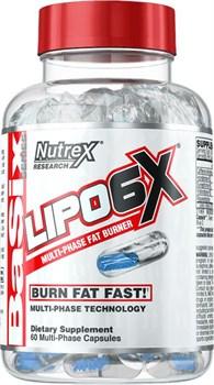 LIPO 6-Х 60 caps Nutrex
