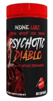 Psychotic Diablo 60 caps Insane Labz