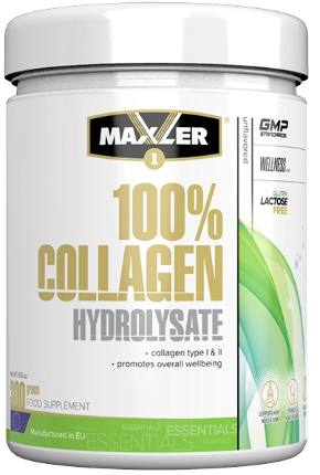 100% Collagen Hydrolysate 300 г MAXLER