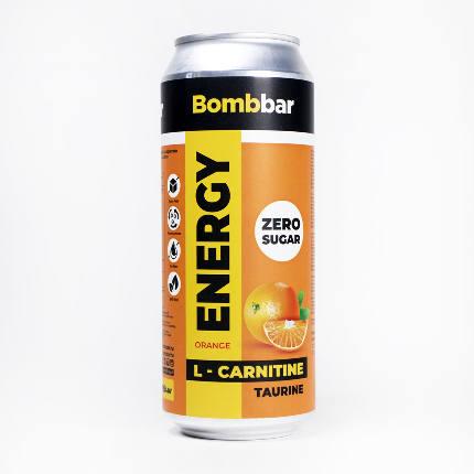 Напиток L-Carnitine 500 ml BOMBBAR