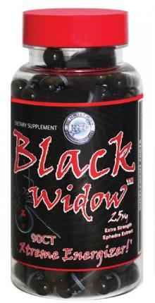 Black Widow 90 сaps Hi-Tech Pharmaceuticals