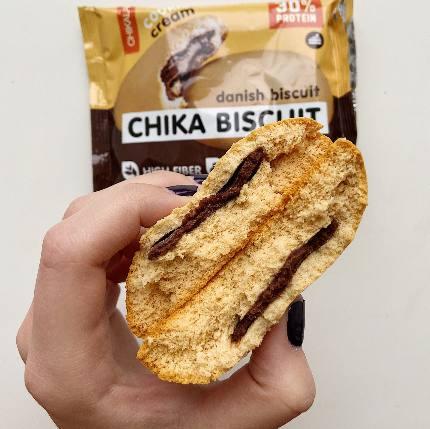 Печенье CHIKA BISCUIT 9x50гр CHIKALAB