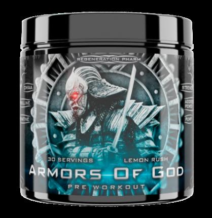 Armors of god 30 serv Reg pharm