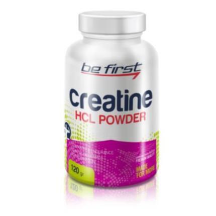 Creatine HCL powder 120 g без вкуса Be First